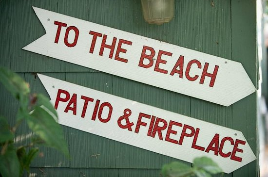 Rio Villa Beach Resort : Just a few short steps from every room...