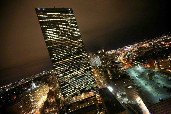 The Westin Copley Place, Boston: View from room 3115
