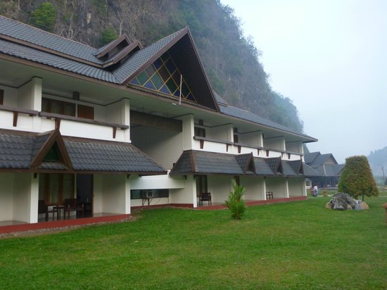 Hotel Zwekabin: The building with rooms