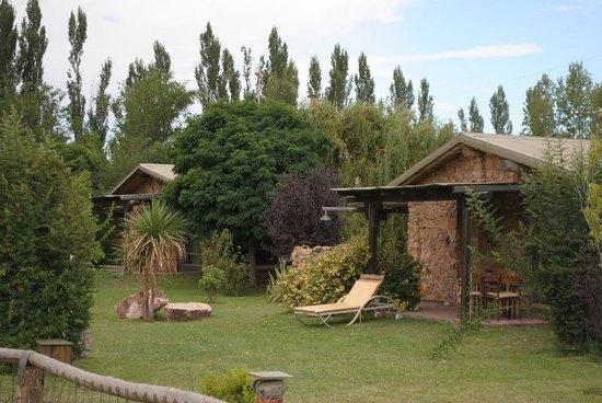 Caba as fotograf a de complejo villa bonita san rafael for Villa bonita precios