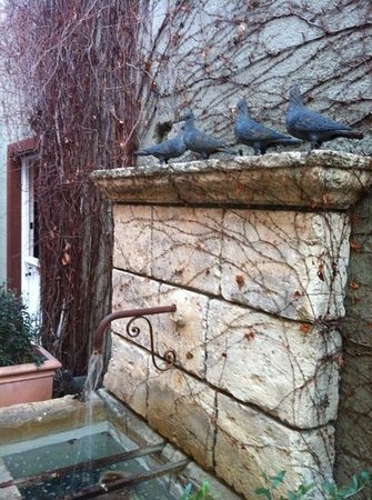Thomas Hill Organics : by the entrance
