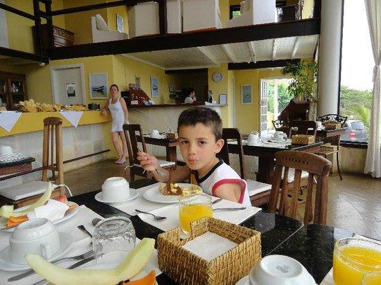 Hotel Pousada e Spa Villa Mercedes:                   desayuno