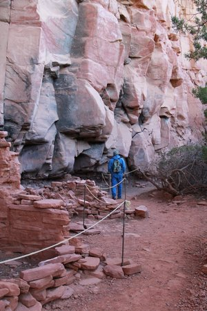 Sedona Off-Road Center:                   short hike on our own while 4 wheeling
