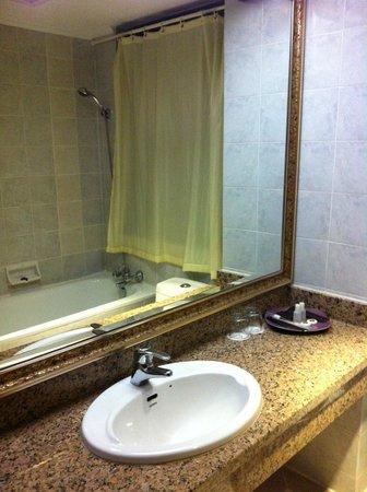 ダイヤモンド ホテル,                   basroom