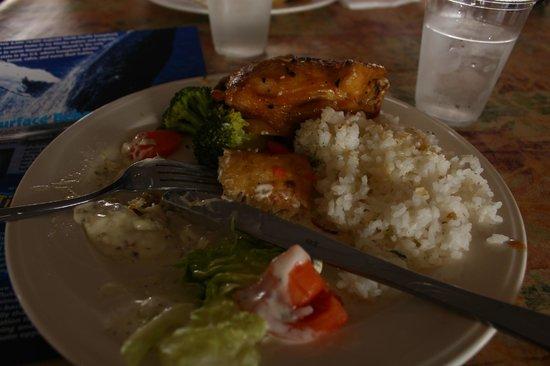 Atlantis Cruises:                   Food was quite good!