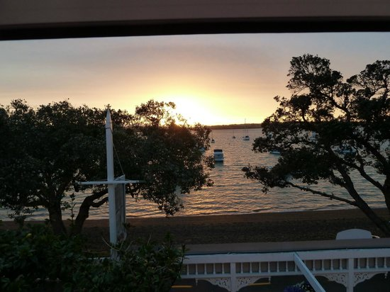 Duke of Marlborough Hotel:                   Sunsets are incredible