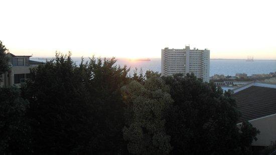 Bloubergstrand Sunset Lodge: Sunset over Blouberg