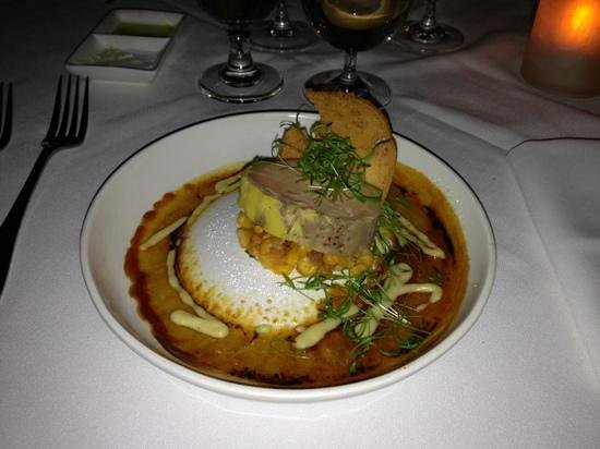Muse:                   Foie gras