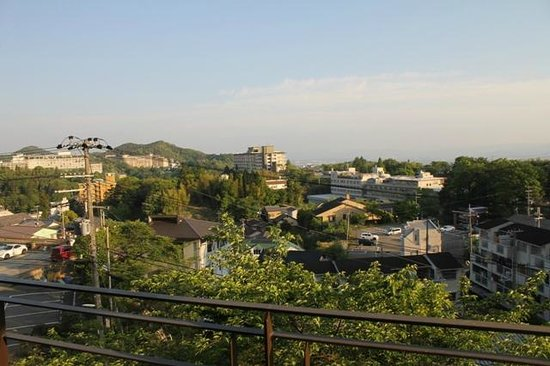 Taketoritei Maruyama:                                     View from room