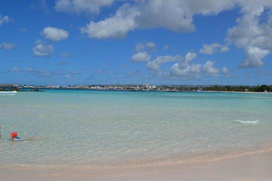 Hilton Barbados Resort:                   la mer