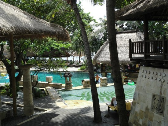 Novotel Bali Benoa:                                     1 of 3 Pools
