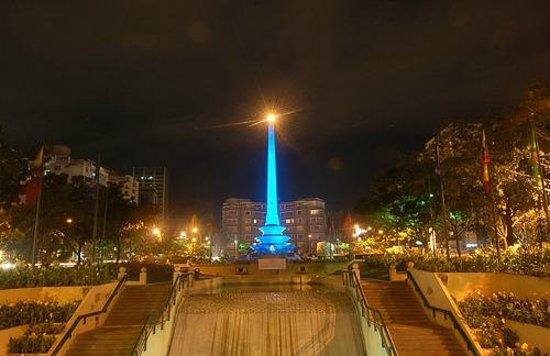Plaza de Altamira :                   Icono de la mejor zona de Caracas.