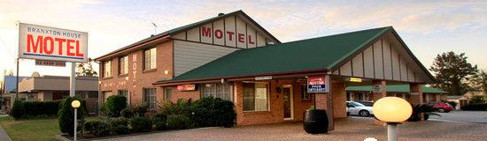 برانكستون هاوس موتل هانتر فالي: Motel