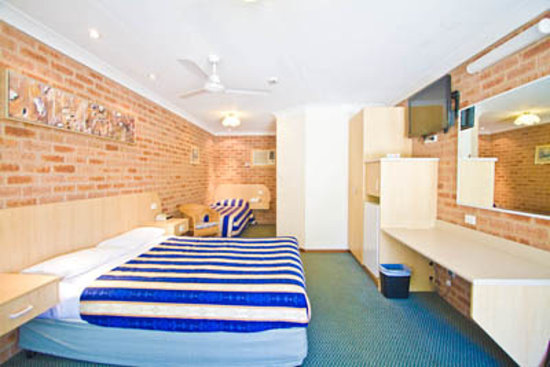 Branxton House Motel: Standard Room