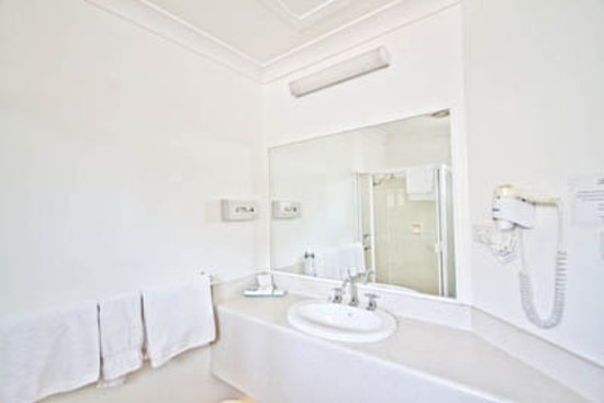 Branxton House Motel: En suite