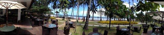 Sheridan Beach Resort and Spa:                   пляж