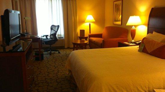Hilton Garden Inn LAX/El Segundo: room 234
