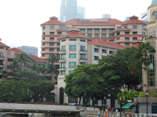 Swissotel Merchant Court Singapore:                                     Swissotel Merchant Court, Clarke Quay