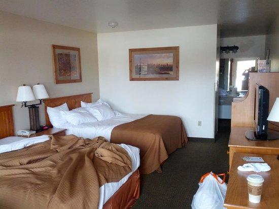 Best Western Plus Ruby's Inn: Room