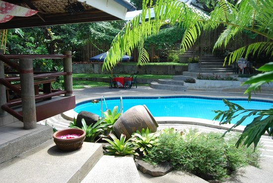 Callospa & Resort: Pool View