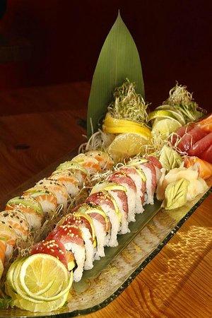 Rice Monkeys: Fusion Sushi!