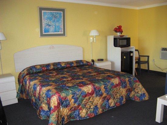 Apollo Inn Motel :                   Room 108 - King bed
