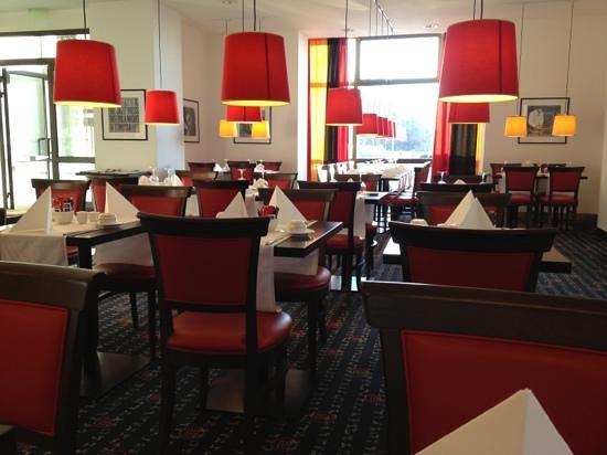 Vienna House Easy Angelo Bucharest:                   restaurant