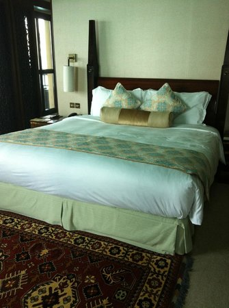 The Palace Downtown Dubai:                   Very comfy