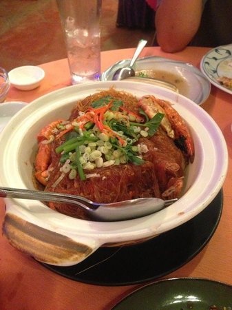 Golden Thai Restaurant: disappointing meal.......