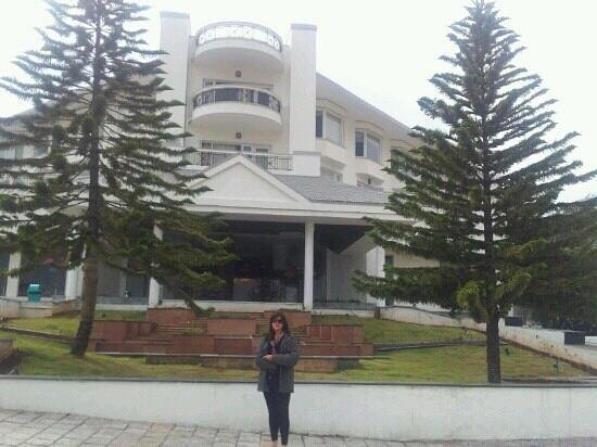 Ooty - Fern Hill, A Sterling Holidays Resort:                                                       resort  view