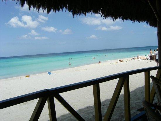 Hotel Roc Barlovento:                   View from Beach Bar