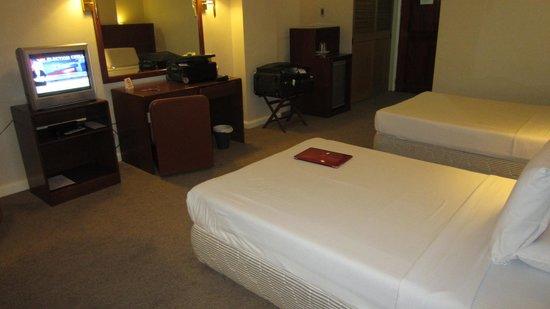 Grand Menseng Hotel:                   room 5