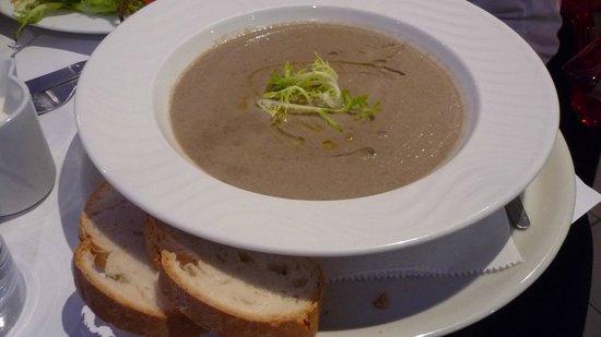 Baileys Motel :                   zuppa del giorno