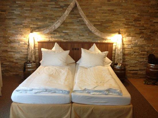 Hotel Lellmann:                                     Chamoangersuite