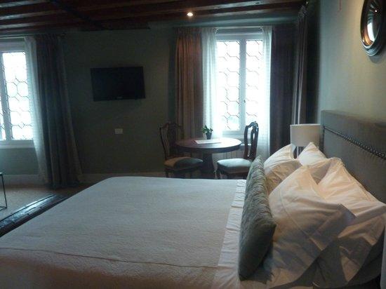 CimaRosa: Notre chambre