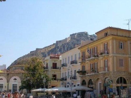 Nafplio town - Picture of Key Day Tours, Mycenae - TripAdvisor