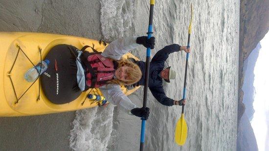 Wanaka Kayaks Sup & Sail: Alpine Vista happily completed!