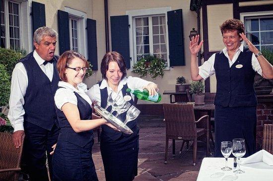 Romantik Hotel zur Sonne: Mittarbeiter Team