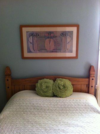 Deep Green Lodge : Room 2. Double en-suite