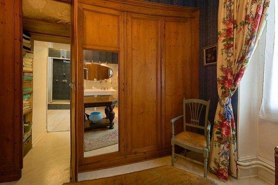Amphore du Berry: Suite George Sand - Salle de bain