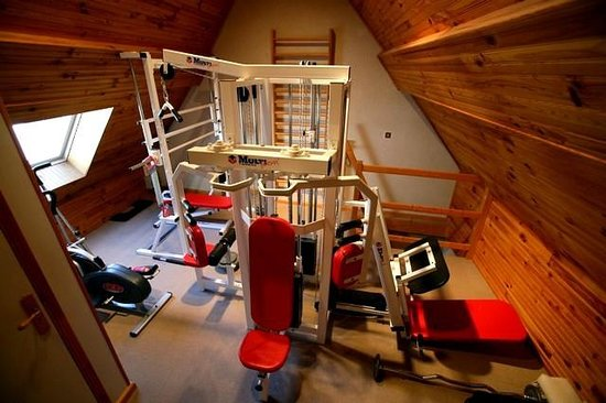 Amphore du Berry : Suite George Sand - Salle de sport
