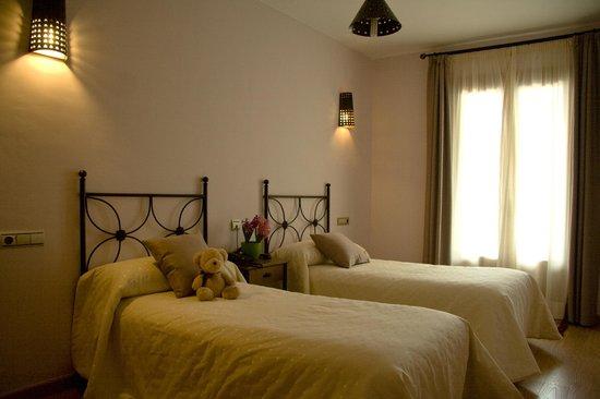 Hotel Estrella de las Nieves: Habitación doble con  2 camas
