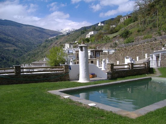 Hotel Estrella de las Nieves: Zona piscina