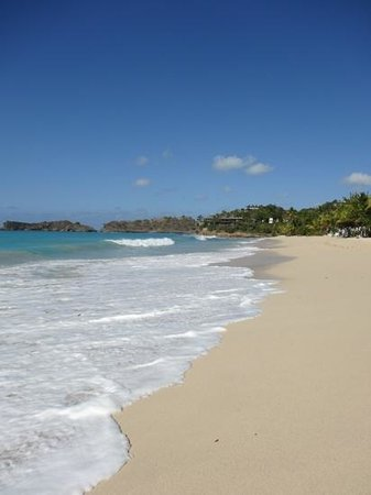 Galley Bay Resort:                                     the beautiful beach