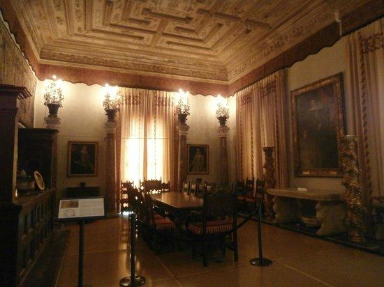 Vizcaya Museum and Gardens: camera da pranzo