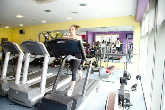 Sligo Park Hotel: Sligo Park Leisure Club and Gym