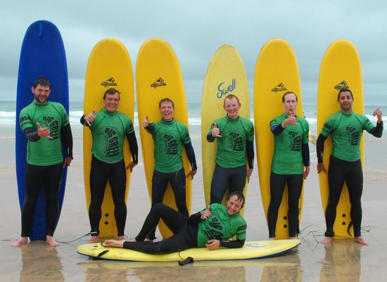 Big Green Surf School