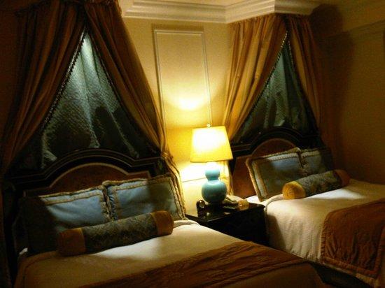 The Venetian Macao Resort Hotel:                                     Bella Suite