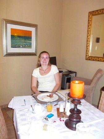Guesthouse Terra Africa: Breakfast