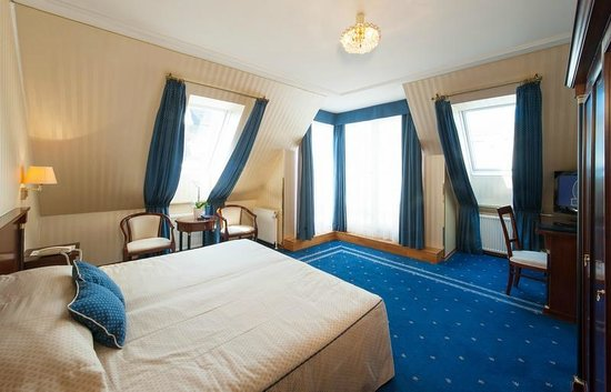 Business Class Room - Hotel Ambassador, Vienna, Austria